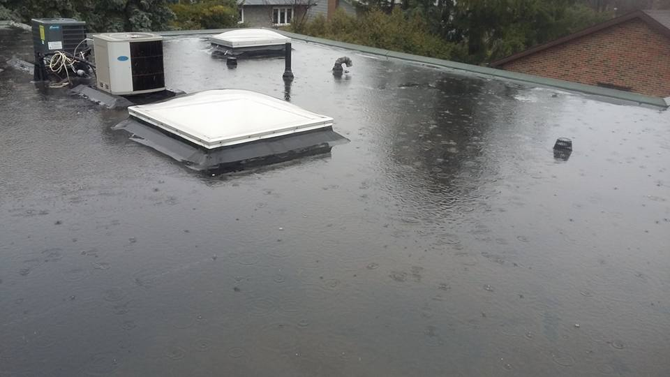 Roof Repair Toronto Rosedale
