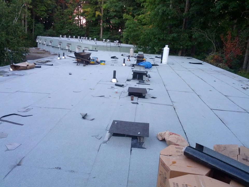 Flat Roofing Companies Toronto